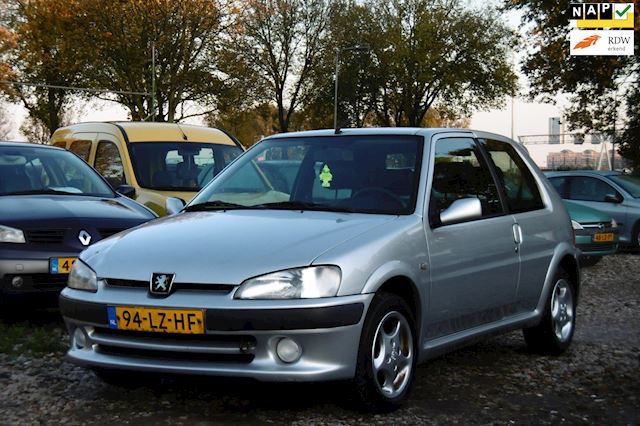 Peugeot 106 occasion - Dunant Cars