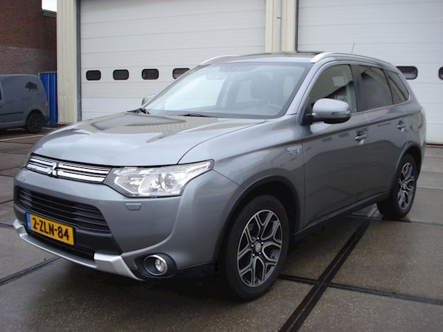 Mitsubishi Outlander 2.0 PHEV Instyle X-Line NW.STAAT NAP
