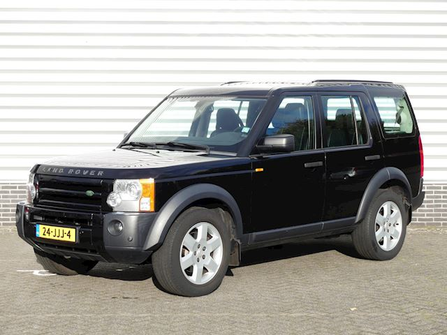Land Rover Discovery 4.4 V8 SE 7-Persoons, Leer, Youngtimer
