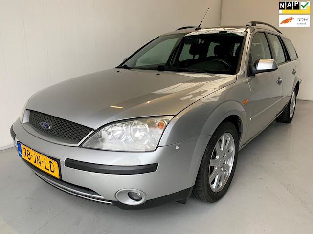 Ford Mondeo Wagon 1.8-16V Collection Navigatie Climate Trekhaak