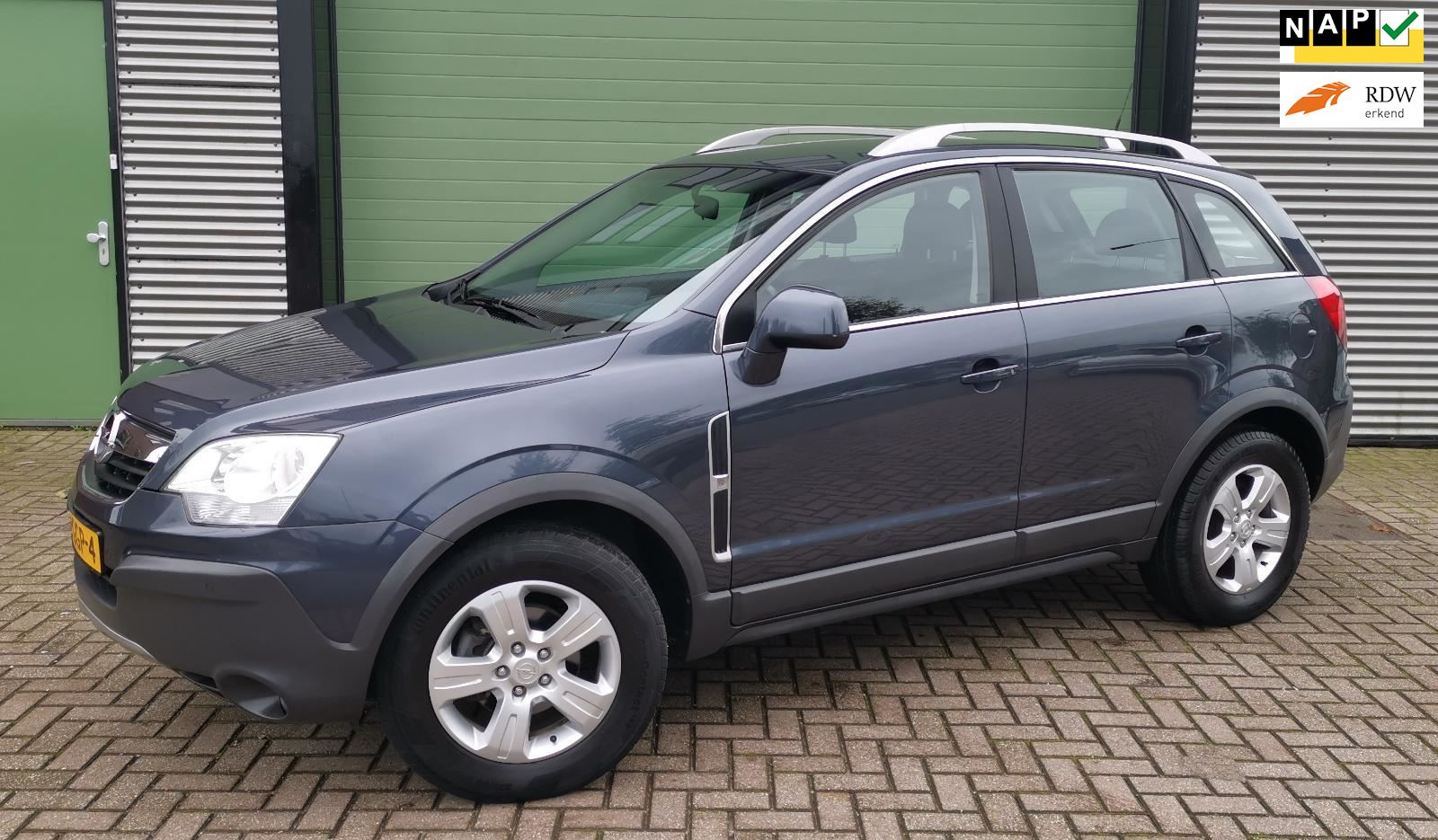 Opel Antara occasion - Car Trade Nass