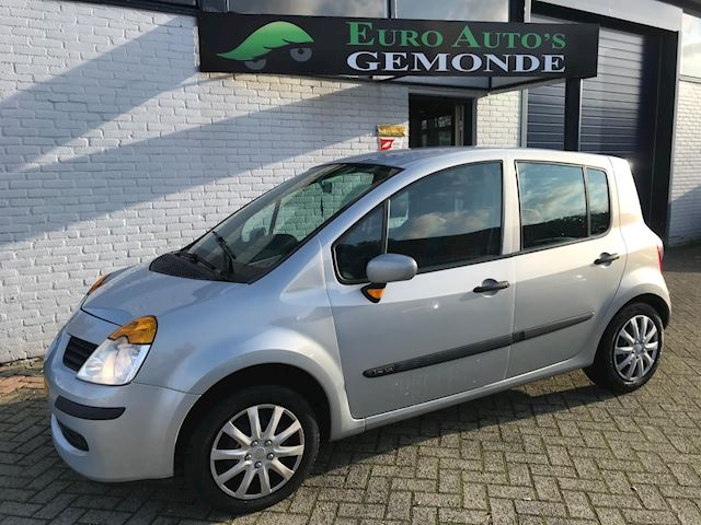 Renault Modus 1.4-16V Expression Luxe 115634 KM N.A.P