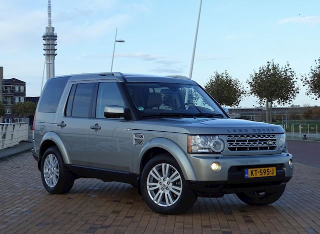 Land Rover Discovery occasion - MCS Auto's