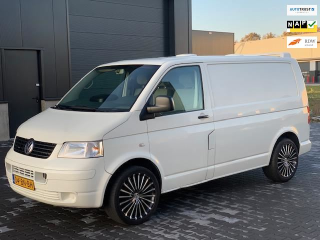 Volkswagen Transporter occasion - Van Den Eijnden Auto's