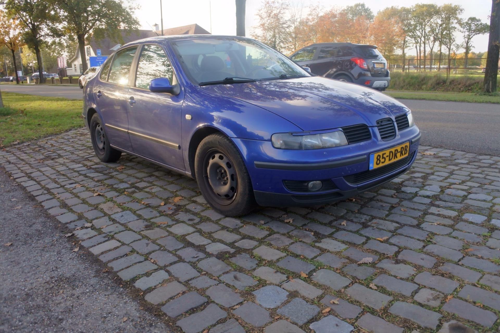 Seat Toledo occasion - Van Keulen Auto's