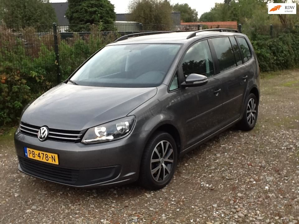 Volkswagen Touran occasion - FY Auto's B.V.