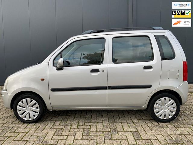 Opel Agila 1.2-16V Color Edition NETTE AUTO, RIJDT GOED , APK TOT 20-09-2020!!!