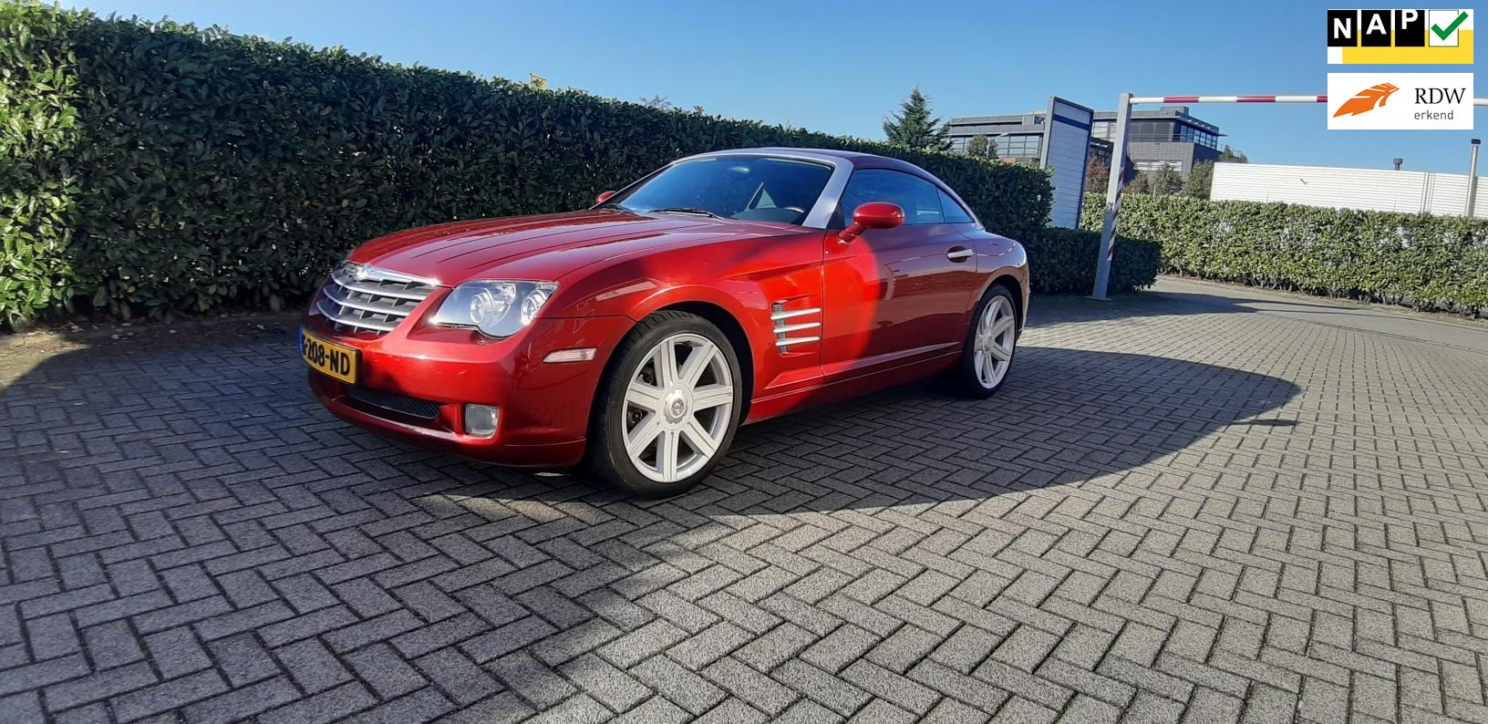 Chrysler Crossfire occasion - YoungTimersHolland