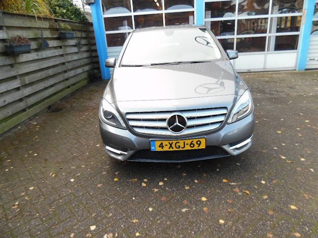Mercedes-Benz B-klasse 180 CDI Edition