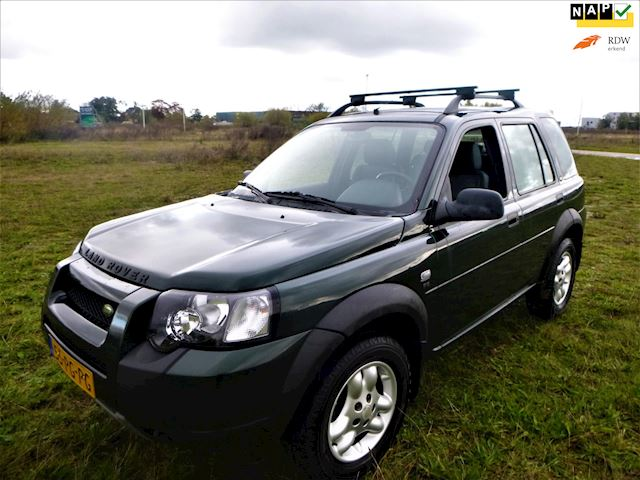Land Rover Freelander Station Wagon 1.8 S 2004 LEDER AC 1eEIG