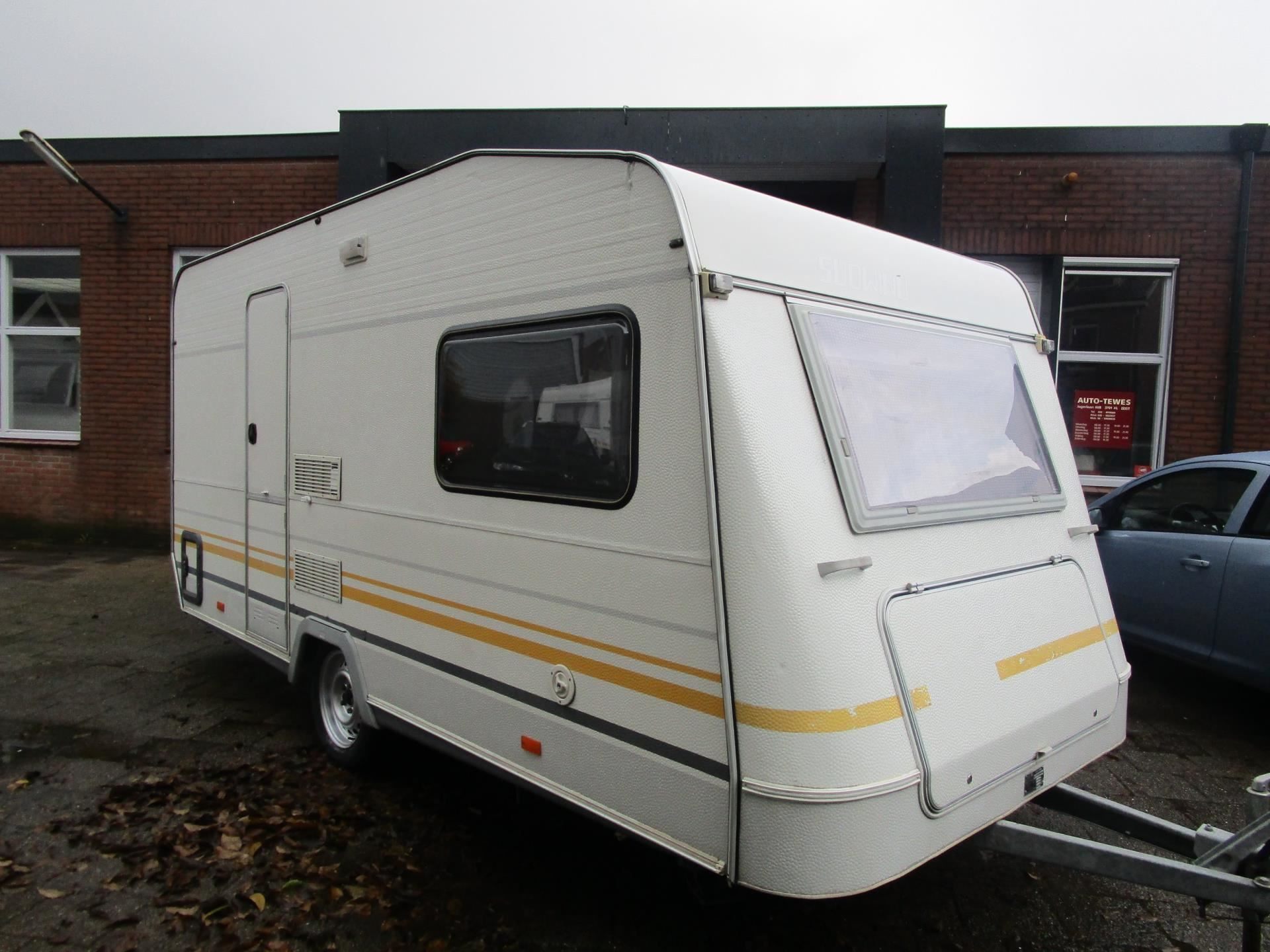 Knaus 8505 occasion - Auto Tewes
