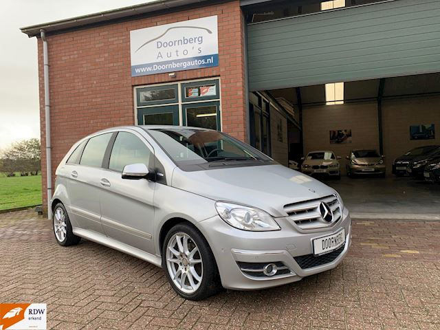 Mercedes-Benz B-klasse 160 BlueEFFICIENCY AIRCO-EL.RAMEN-STOELVERWARMING