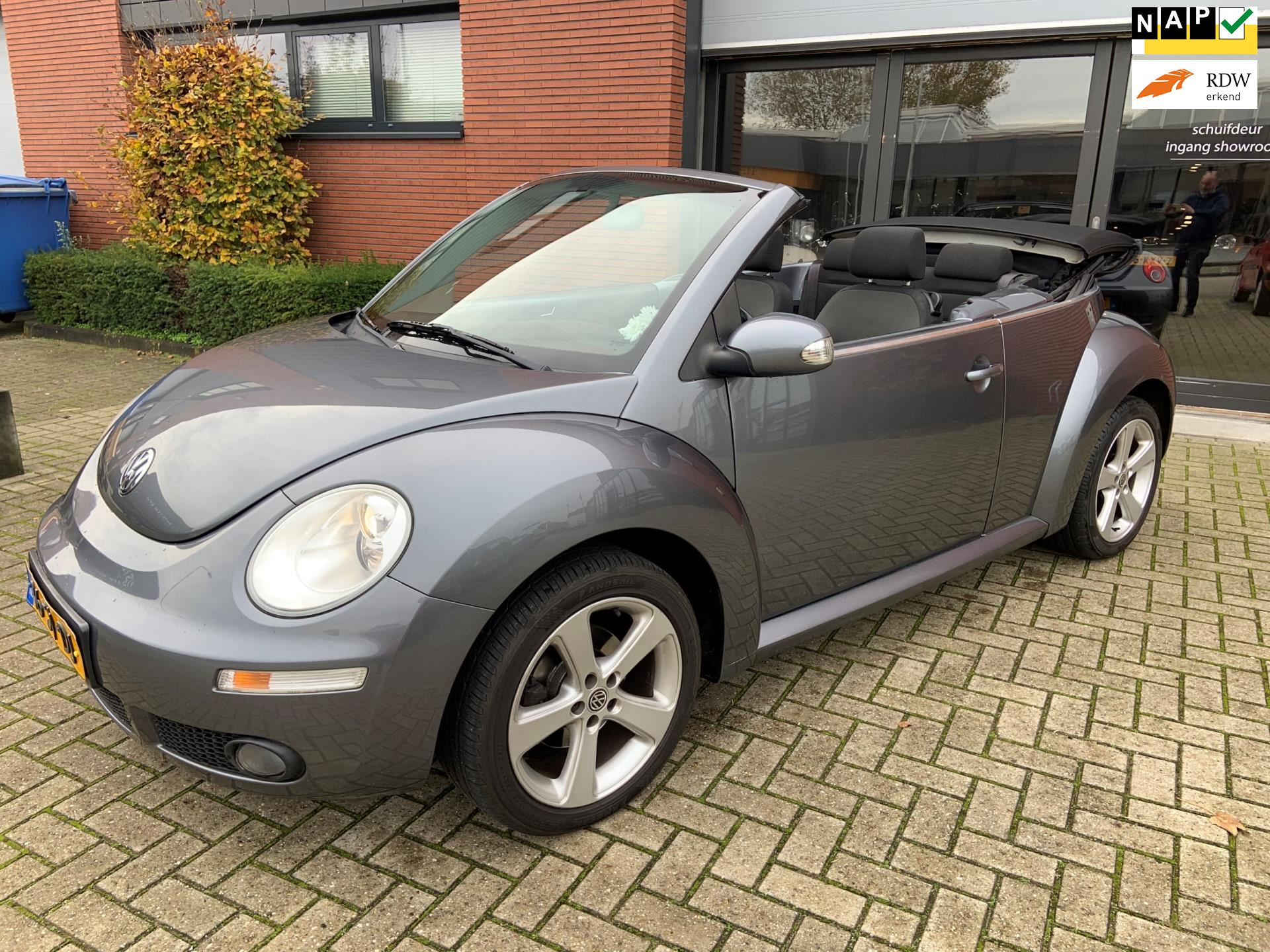 Volkswagen New Beetle Cabriolet occasion - ACL Auto