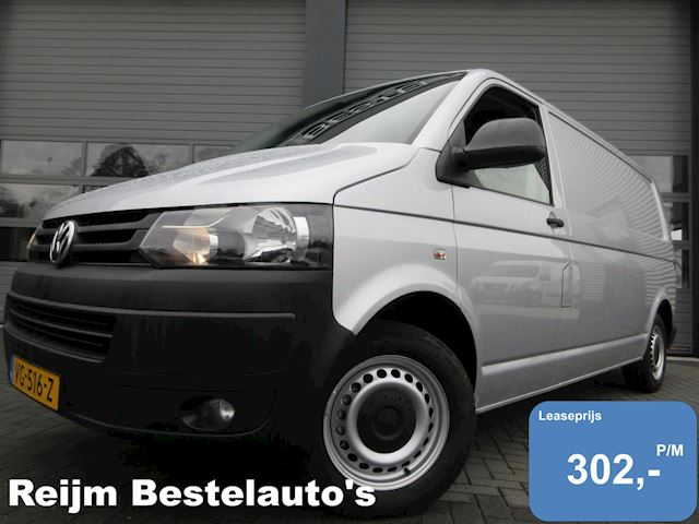 Volkswagen Transporter 2.0 TDI L2H1 lang airco serviceauto inrichting