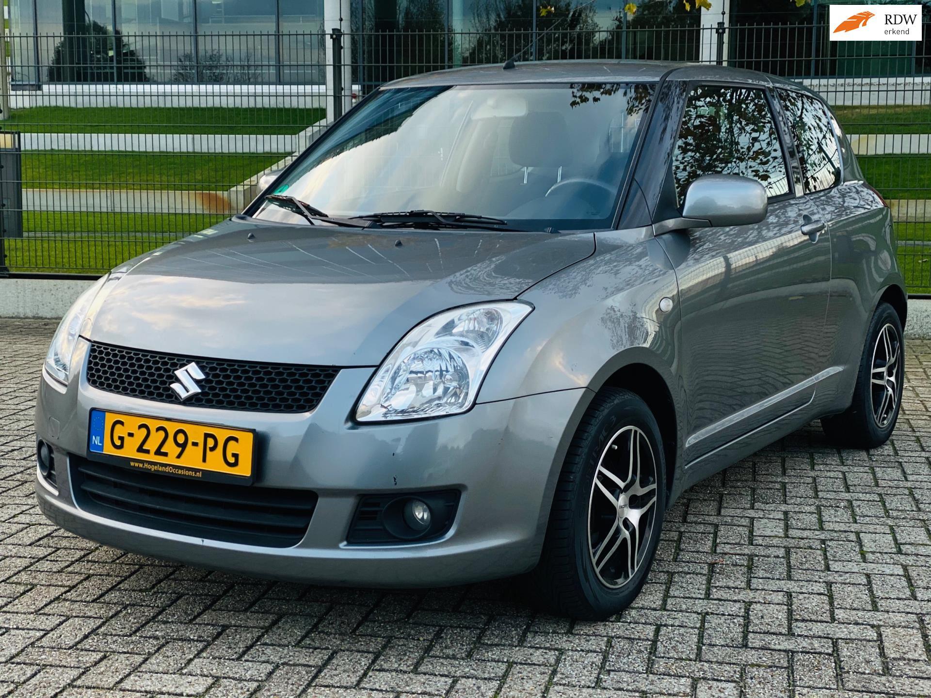 Suzuki Swift occasion - Hogeland Occasions