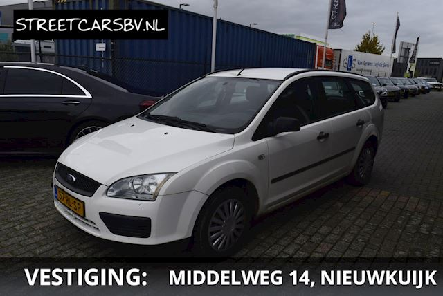 Ford Focus Wagon 1.6 TDCI Trend export