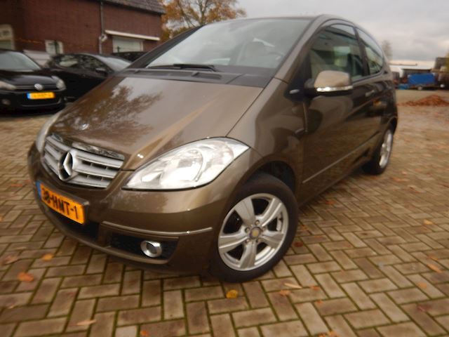 Mercedes-Benz A-klasse 150 BlueEFFICIENCY Avantgarde Zeer Nette A150 Dealer Onderhouden!