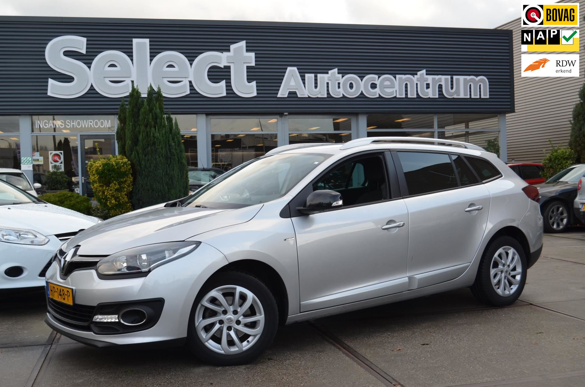 Renault Mégane Estate occasion - Select Autocentrum