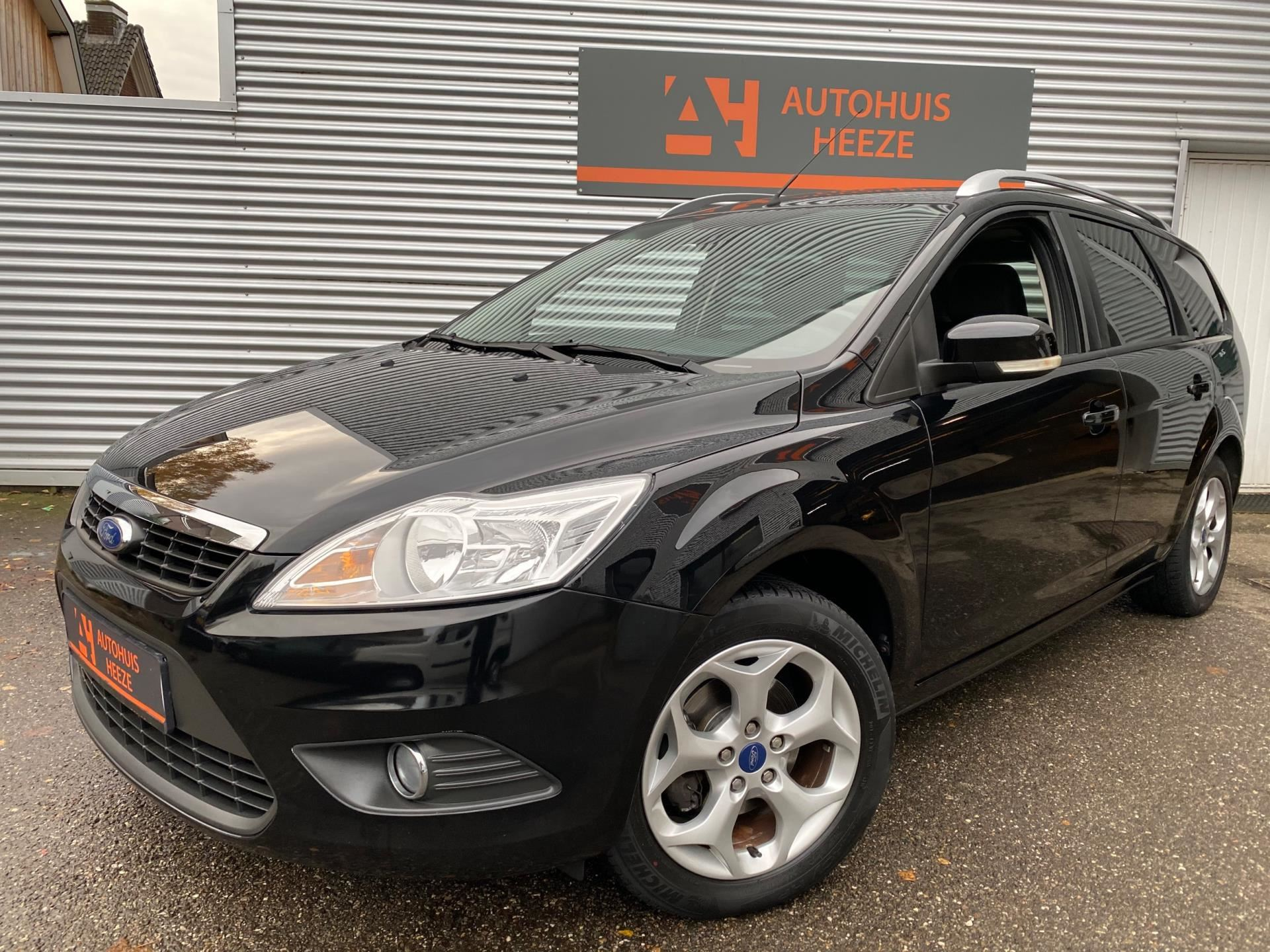 Ford Focus Wagon occasion - Autohuis Heeze