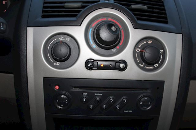 Renault Mégane 1.6-16V Dynamique Comfort Airco nw APK