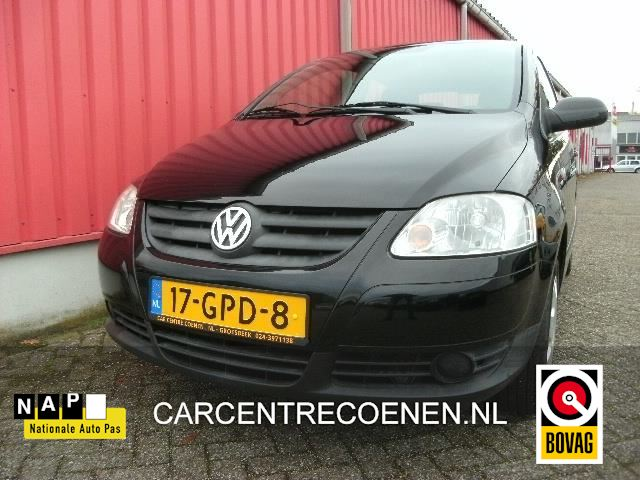 Volkswagen Fox occasion - Car Centre Coenen