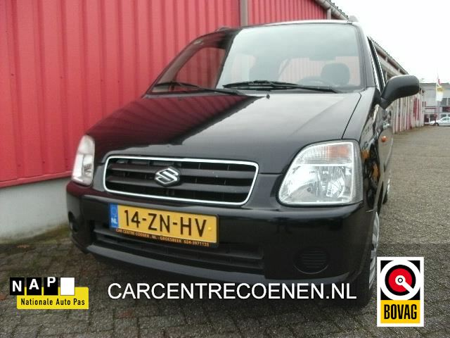Suzuki Wagon R occasion - Car Centre Coenen