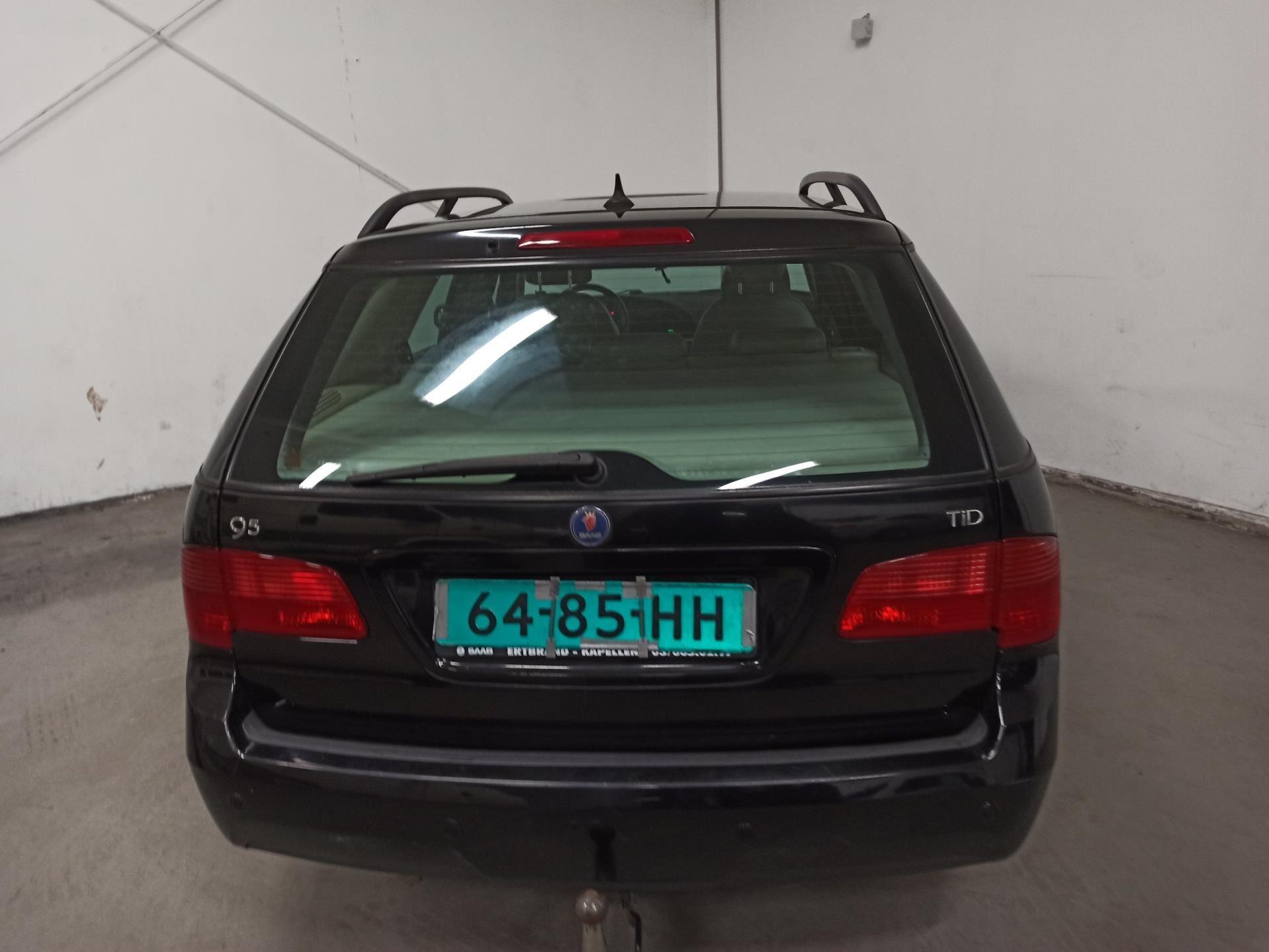 Saab 9-5 Estate occasion - Clean Cars Zevenbergen