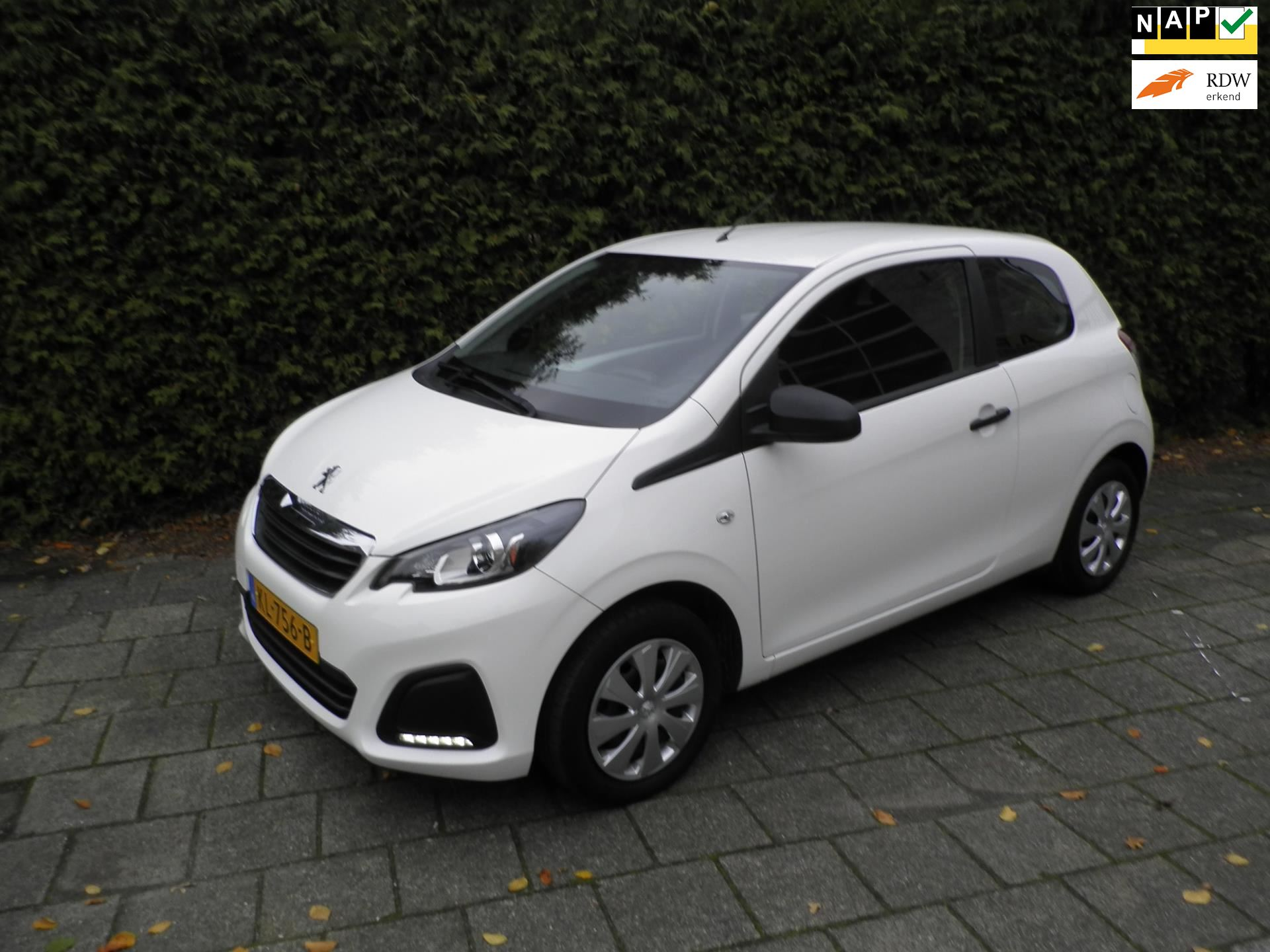 Peugeot 108 occasion - Autobedrijf Harry Pit & Zn