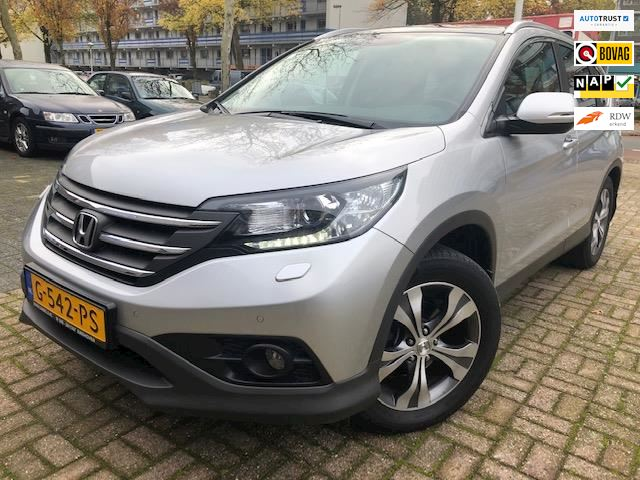 Honda CR-V 2.0 AWD Executive Navi/Camera/Leer/Panoramadak
