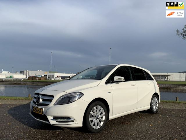 Mercedes-Benz B-klasse 200 Ambition, 115dkm, stoelverwarming