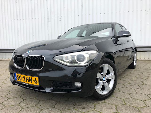 BMW 1-serie 118d High Executive Upgrade Navi/Automaat