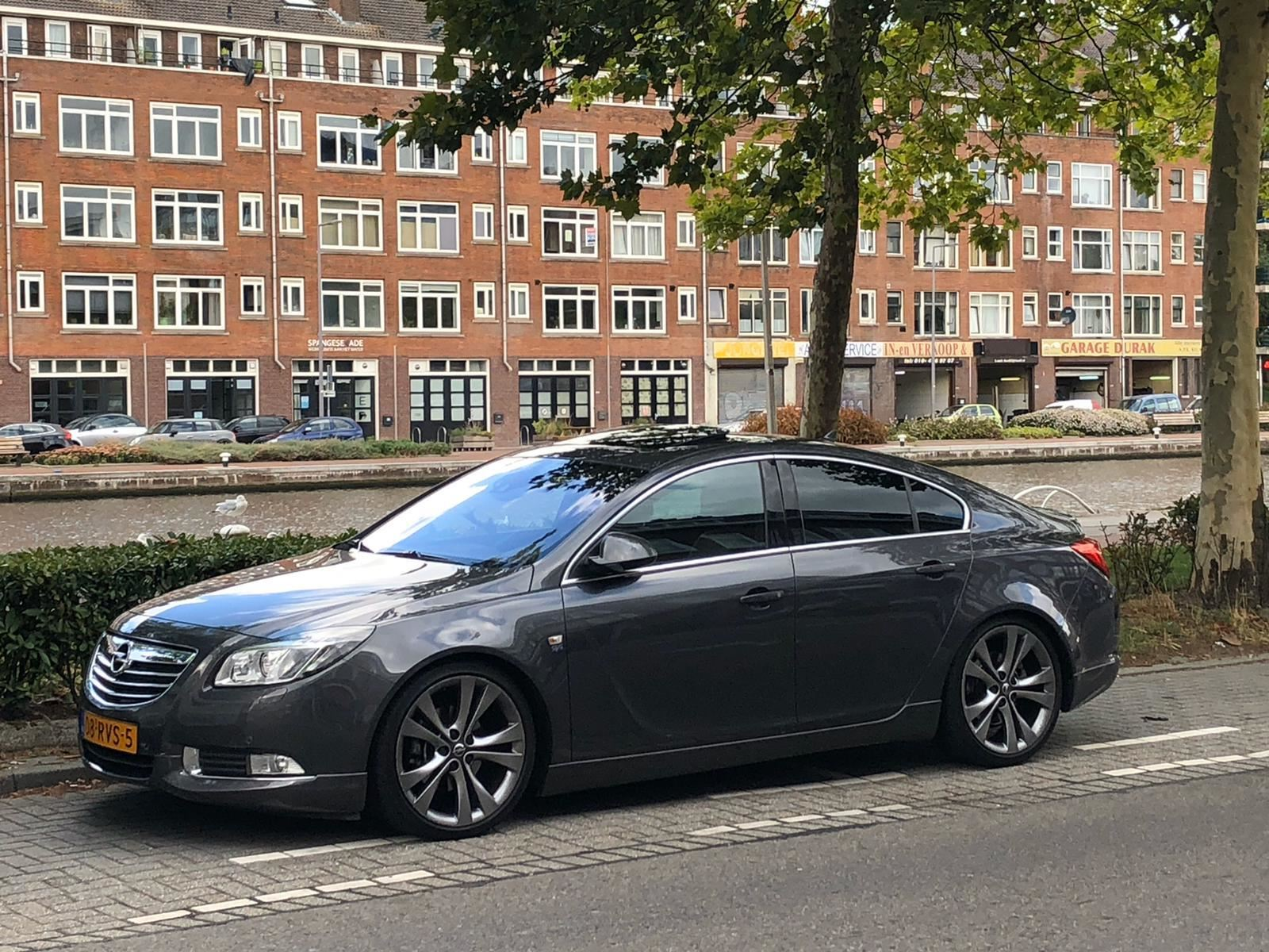 Opel Insignia 20 Cdti Edition Origineel Opc Affabriek