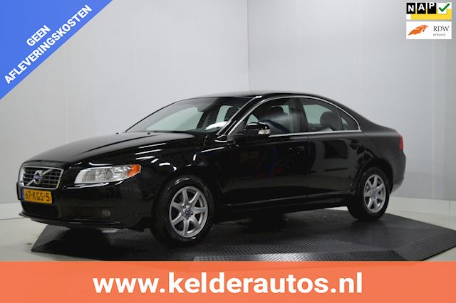 Volvo S80 2.0 Limited Edition Leer | Climate control | Navi | Keurige auto