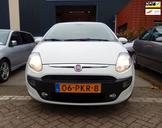Fiat Punto Evo 1.3 M-Jet Dynamic - Cool Blue.