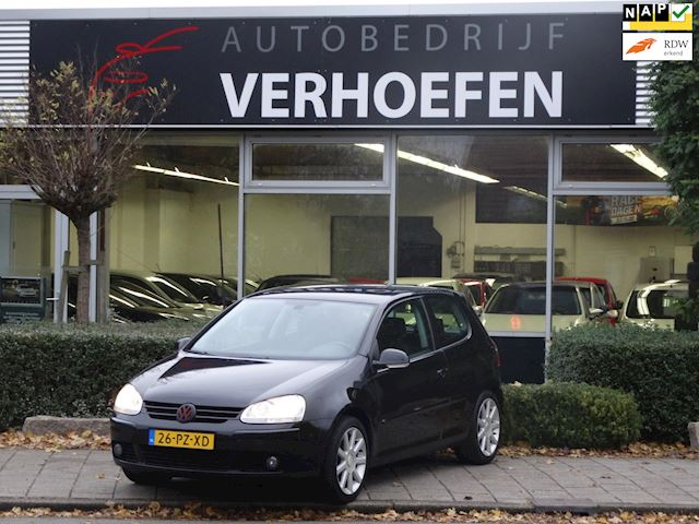 Volkswagen Golf 1.6 FSI Turijn - CLIMATE CONTROL - CRUISE - BOORDCOMPUTER - BT AUDIO - AUX - USB
