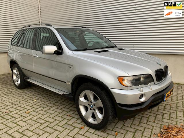 BMW X5 4.4i Executive Youngtimer