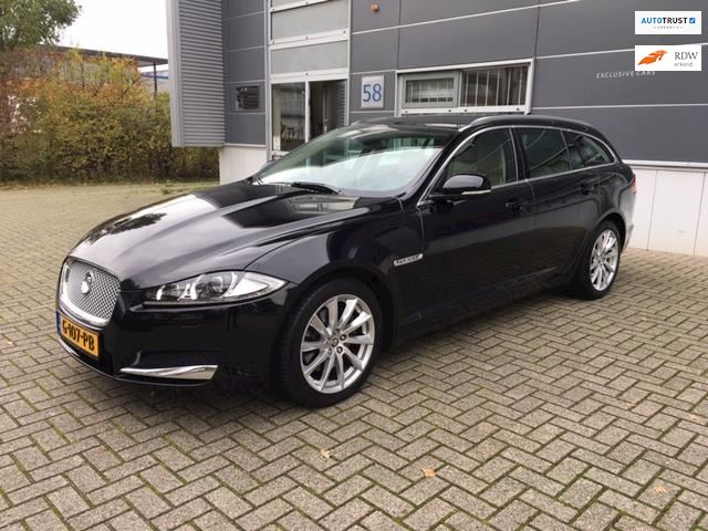 Jaguar XF Sportbrake 2.2D S Premium Business Edition
