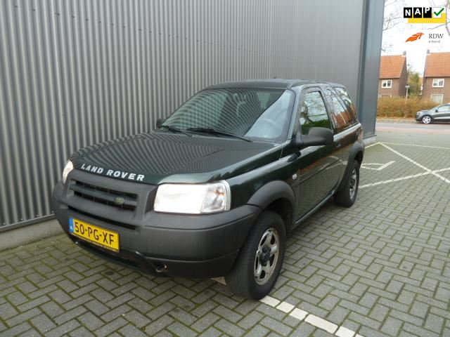 Land Rover Freelander occasion - Auto040