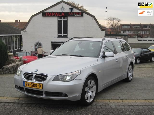 BMW 5-serie Touring occasion - Impala Automotive