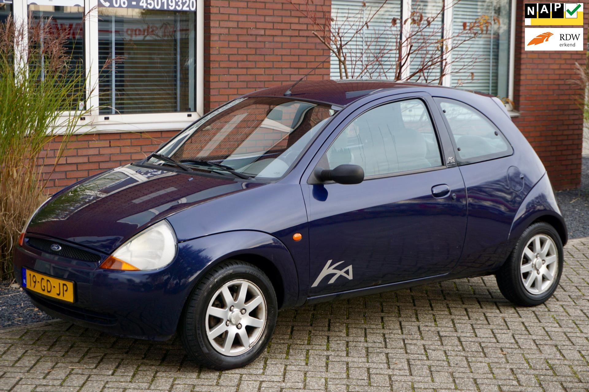 Ford Ka occasion - Van Loon Automotive