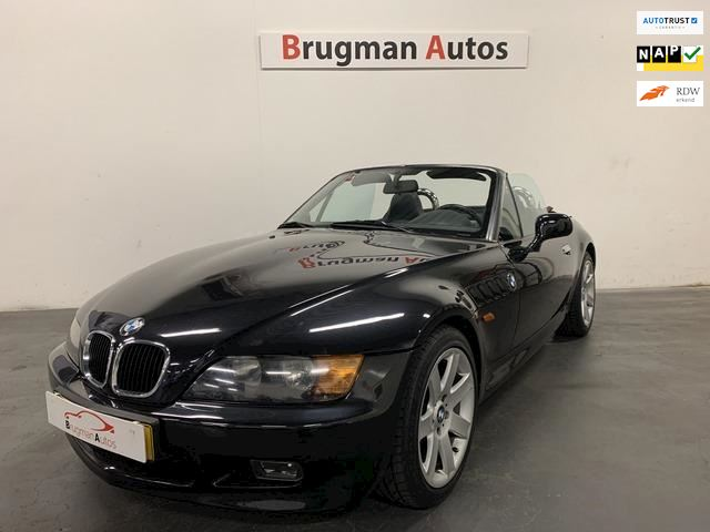 BMW Z3 Roadster occasion - Brugman Auto's