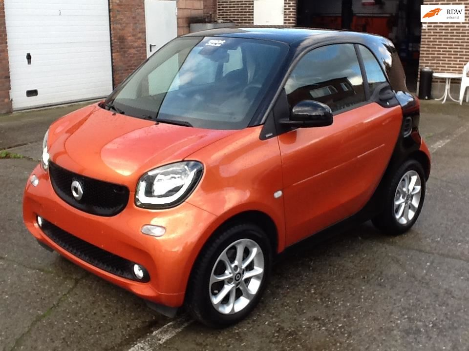 Smart Fortwo occasion - FY Auto's B.V.