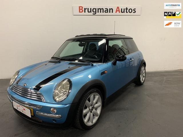 Mini Mini occasion - Brugman Auto's
