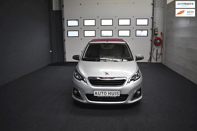 Peugeot 108 1.2 VTi Allure Top ,FULL-OPTION,NIEUWSTAAT!!!!