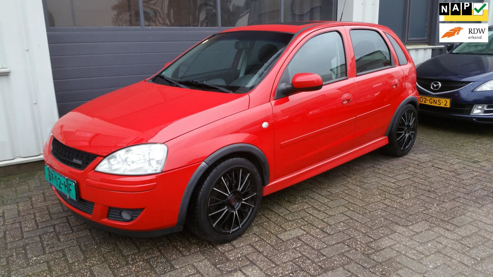 Opel Corsa occasion - RW-Automotive