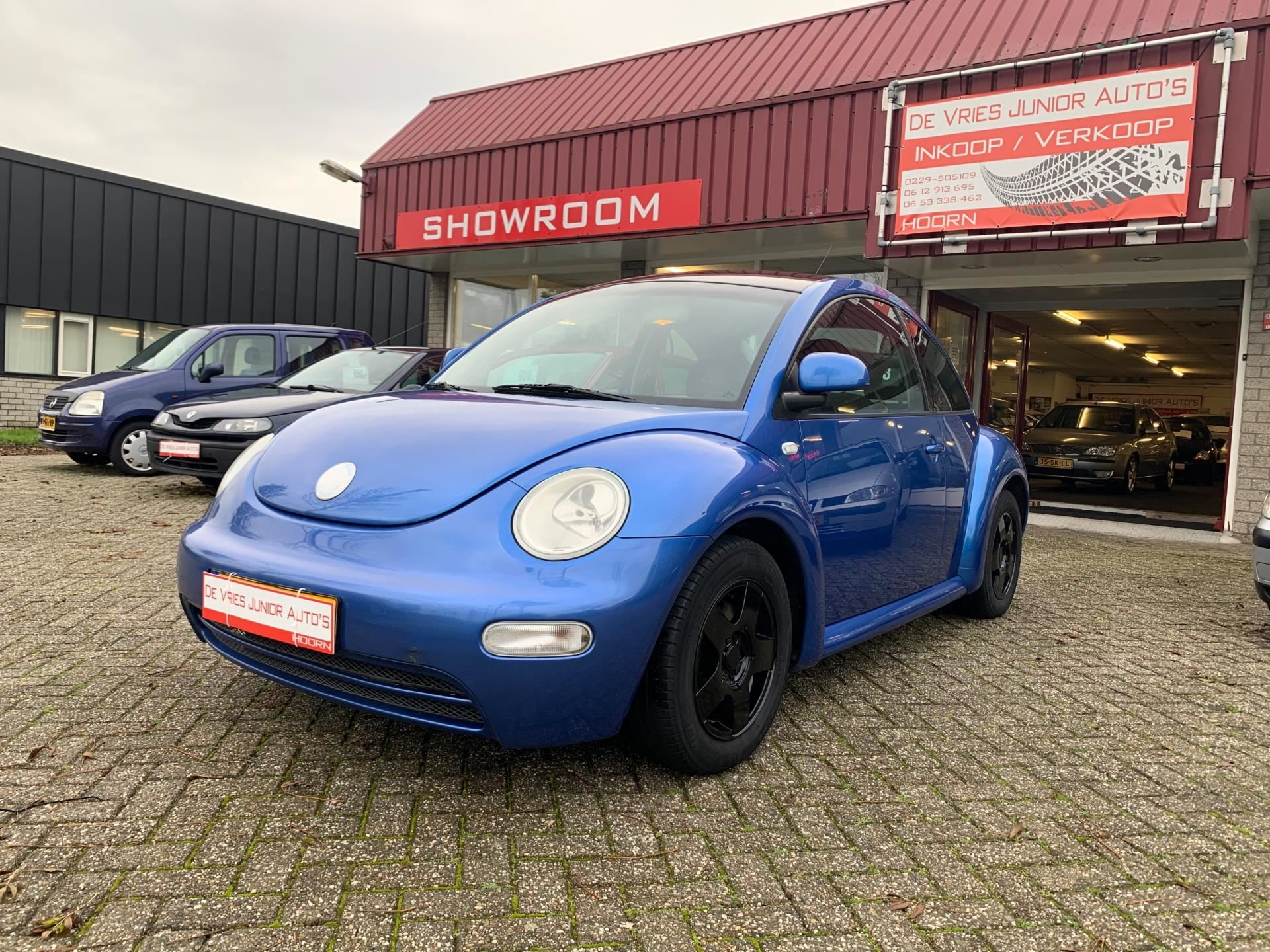 Volkswagen New Beetle occasion - De Vries Junior Auto's