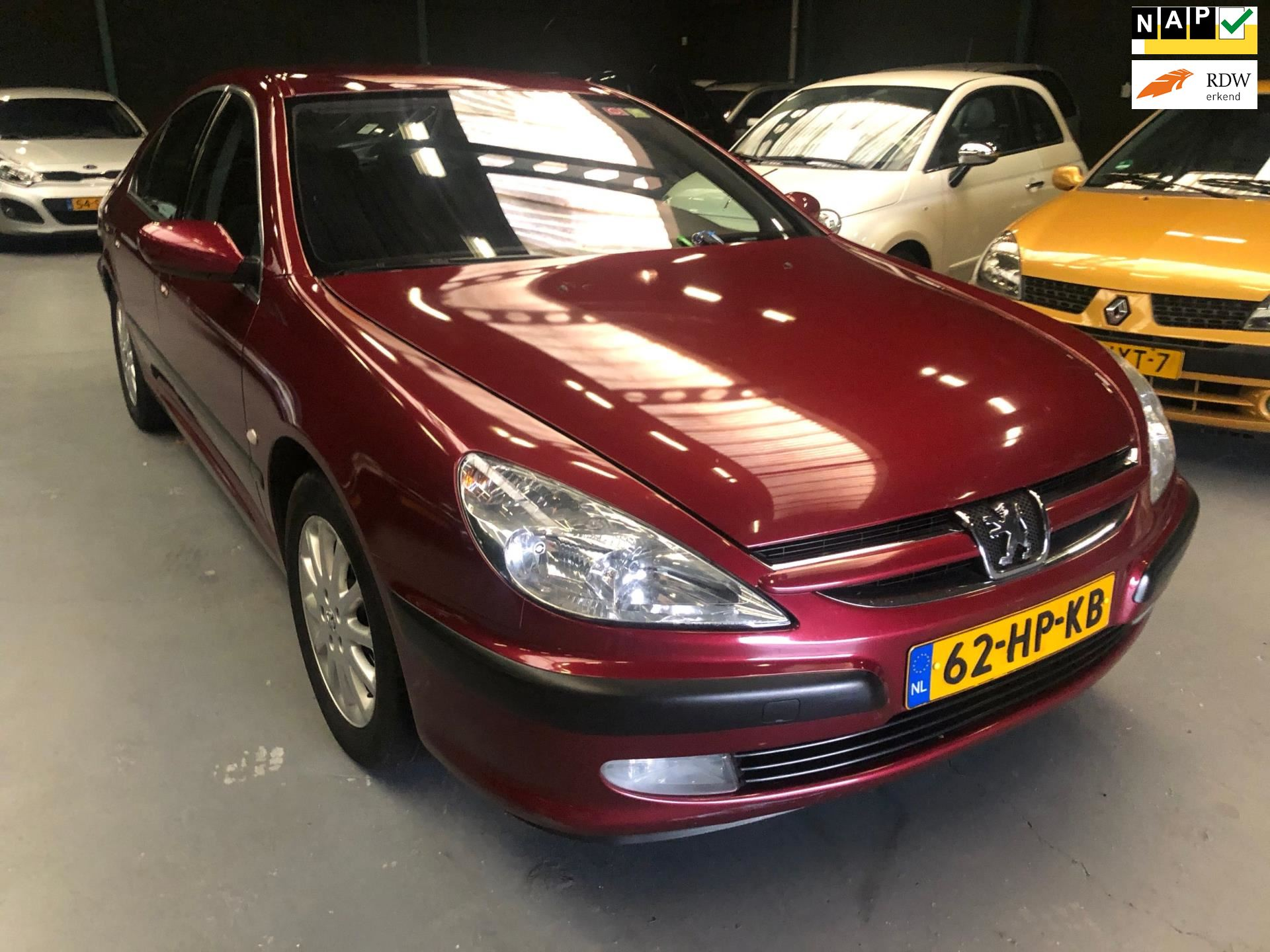 Peugeot 607 occasion - Rico Cars