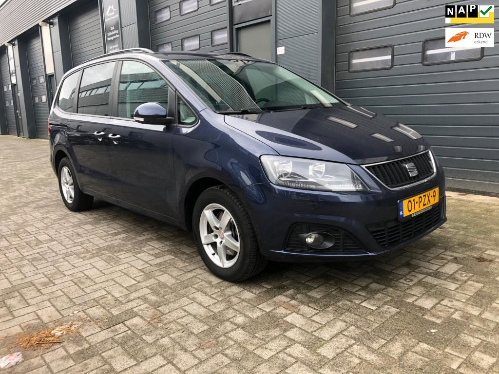 Seat Alhambra occasion - Pascal Traa