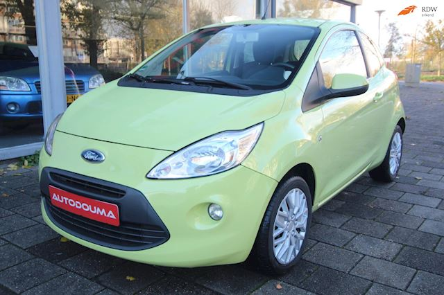 Ford Ka 1.2 Cool&Sound Dealer onderh. / Airco / Stoelverwarm.