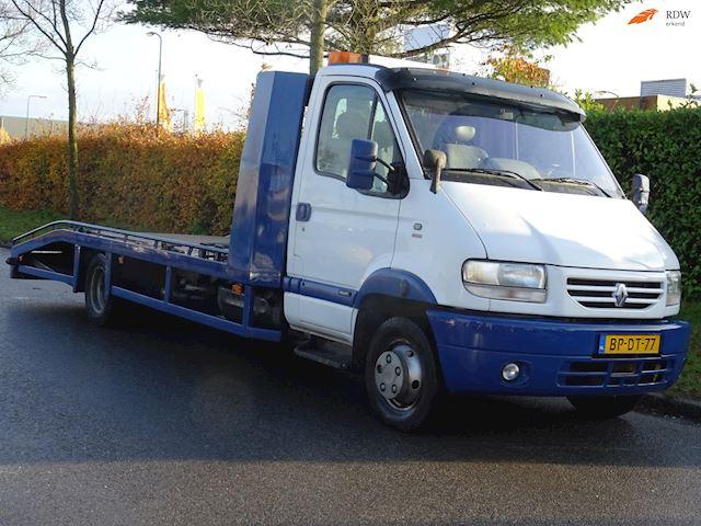 Renault MASCOTT 150-55 oprijwagen, auto transporter, airco
